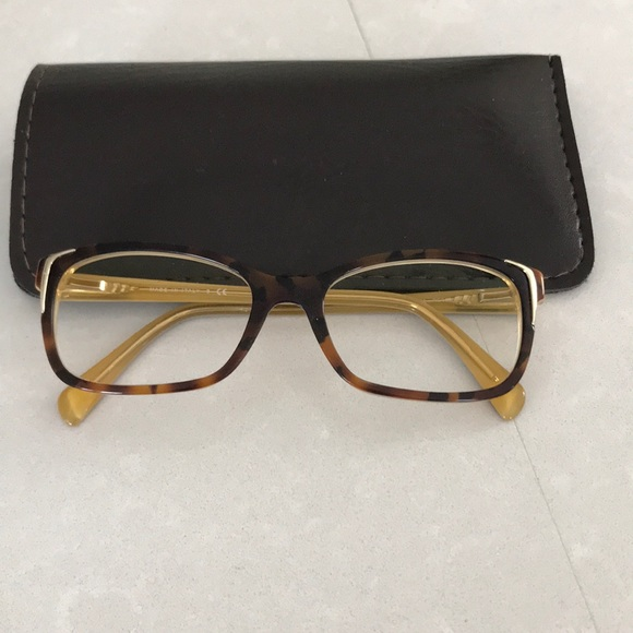 6145876eac87 Authentic tortoise Prada reading glasses! M 5b4374a9d6dc52c3c0961632. Other  Accessories ...